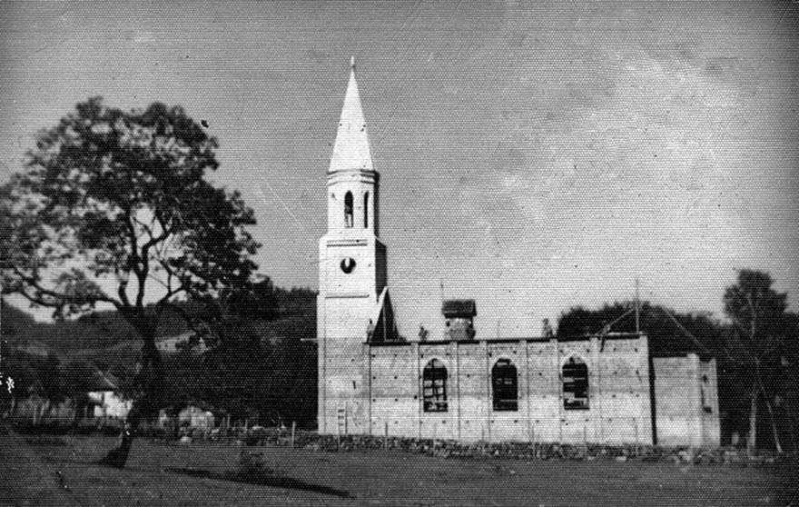 A atual Igreja Sinodal em construção