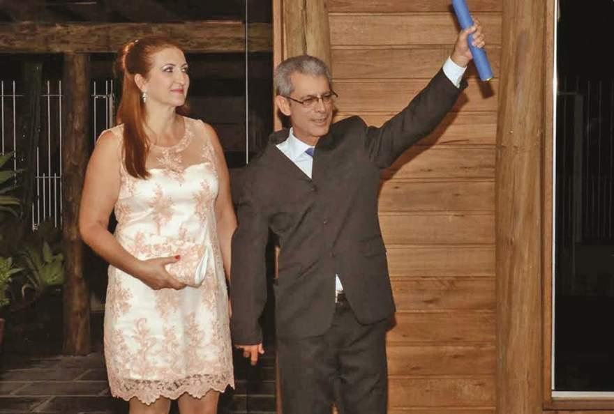 Rosemere de Moura e Nelcindo de Melo Vargas