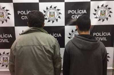 Dois suspeitos de chacina no Arroio Lindo são presos