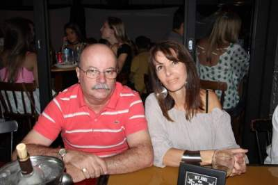 Rui Porto e Ângela Becker