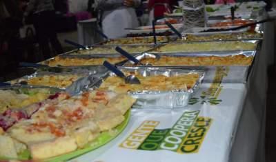 Roteiro da Gastronomia prossegue neste sábado com o Festival das Massas no ginásio do Minuano