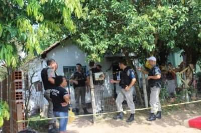 Dois homens são executados na Marilene