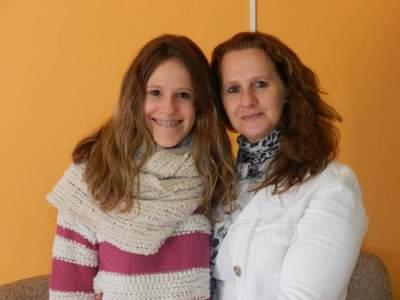 Adriana e Luísa: as grandes e pequenas conquistas trazidas pelo dia a dia