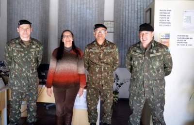 Serviço Militar: Juramento à Bandeira acontece na próxima quinta na Rua coberta