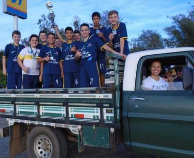 Medianeira conquista o título estadual do CERGS 2017