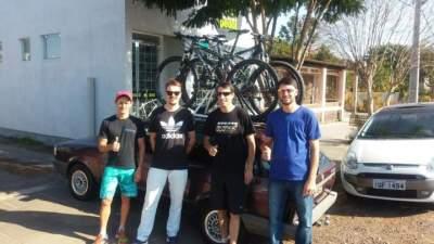 Ciclismo: Candelarienses se destacam em maratona
