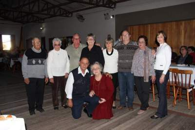 Integrantes do Grupo FAC (Fotos: Odete Jochims • Folha)
