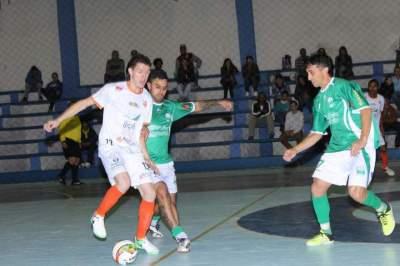 Os resultados da rodada de  terça do Municipal de Futsal