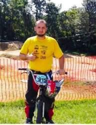 Ciclismo BMX: Lucas Santiago disputa etapa estadual em Venâncio Aires