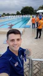 Natação:Mauricio Scota conquista índice para final nacional nos 100 metros costa