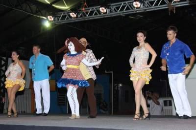 Show de dança abre a 7ª Chococande