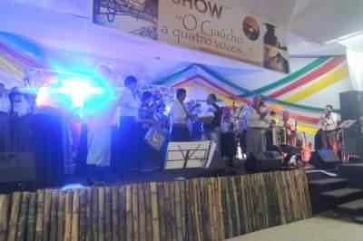 Coral Municipal promove cultura e resgata tradição em Novo Cabrais