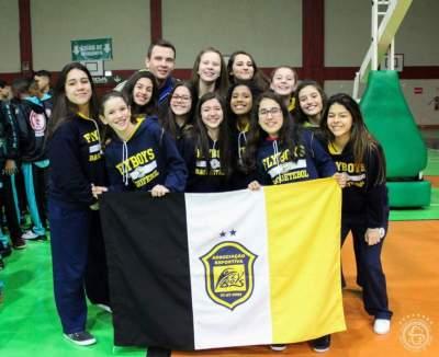 Sub-14 do Flyboys é vice-campeão Sul-Americano