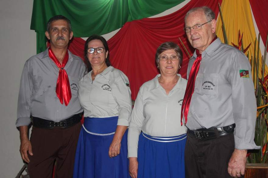 Deoclécio de Freitas Cunha e Margarida de Camargo, Loinha e Romeu Goldschmidt