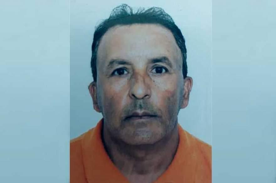Dilvo Padilha estava desaparecido desde o dia 30 de junho