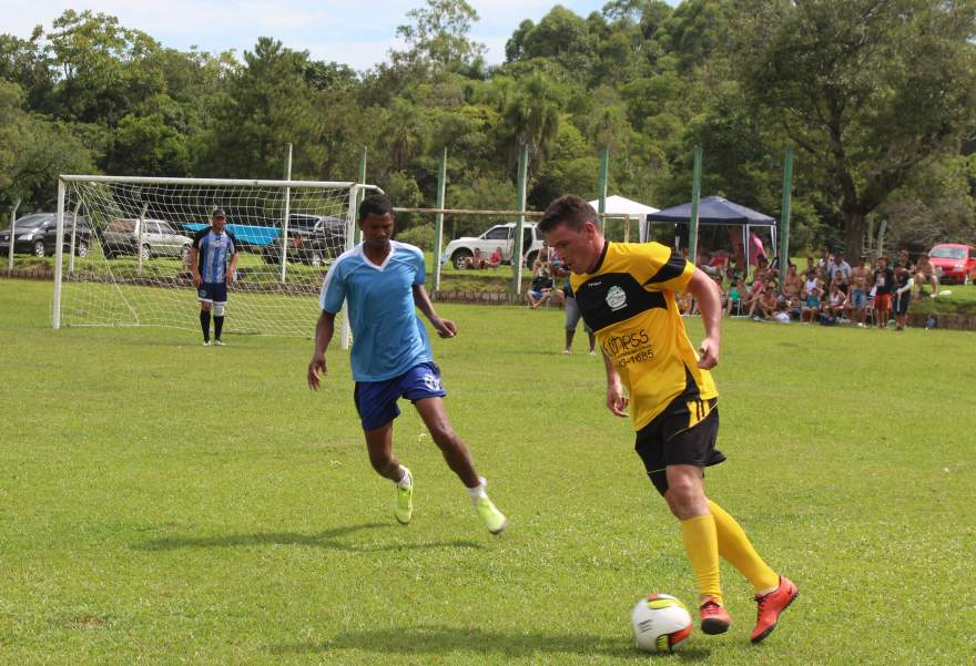 Ewaldo Prass 3 x 0 Palmeiras (Equipes B)