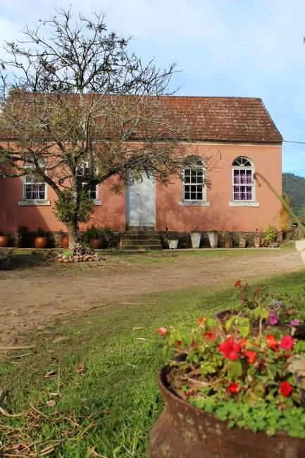 A casa que abriga o Museu Rural: mais que um modo de vida, uma filosofia