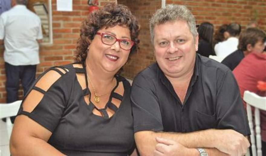 Sandra e Gervásio Auler