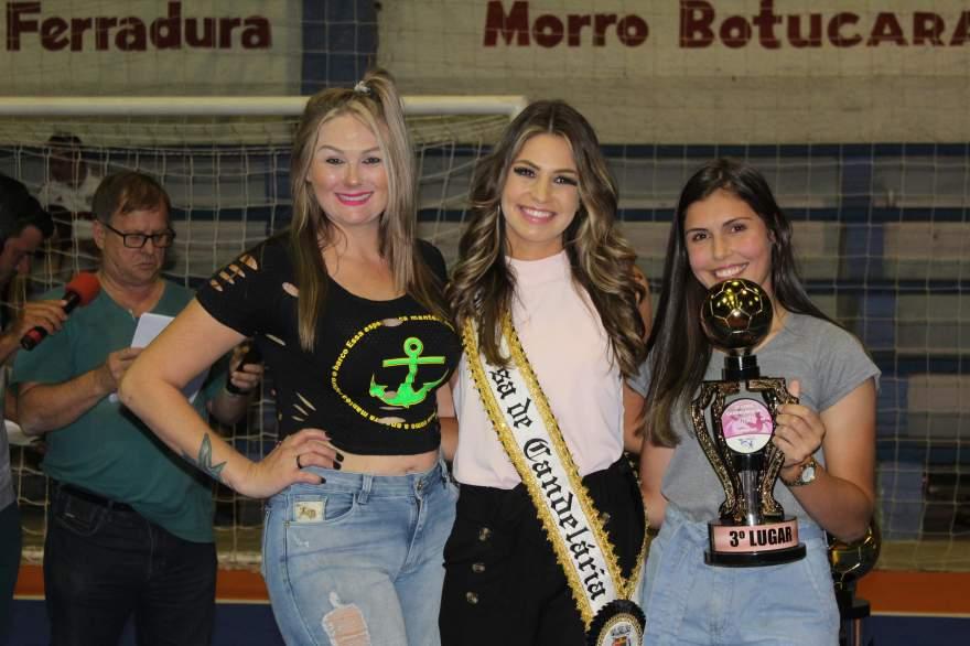 Flamengo, 3º lugar da categoria feminino