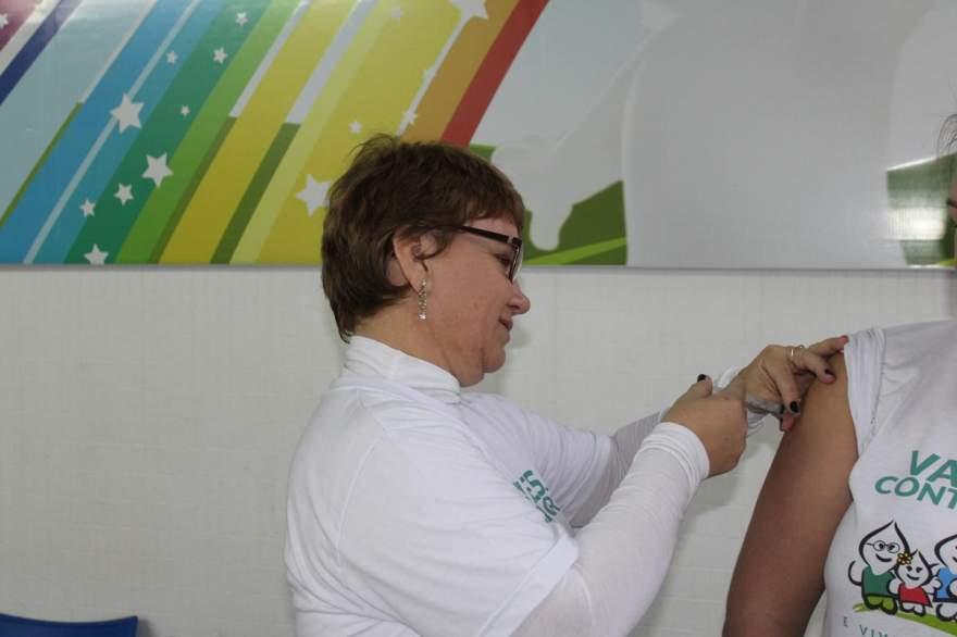 Vacinação contra a Gripe acontece neste sábado, 13, em todo o País
