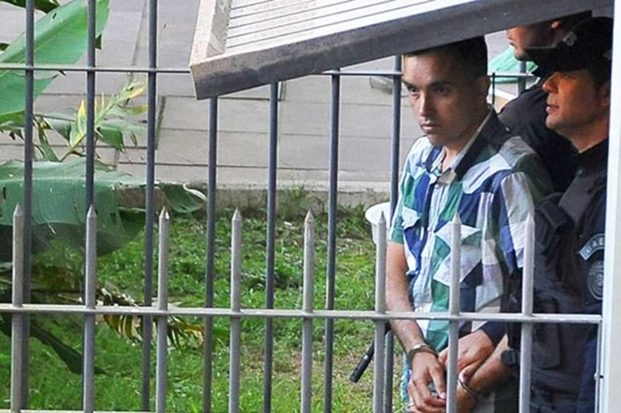 Seco foi preso em 2006 (Foto: Rodrigo Assmann • Gazeta do Sul)
