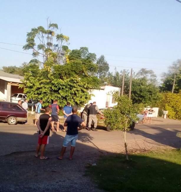 Brigada Militar realizou ação rápida para deter suspeitos
