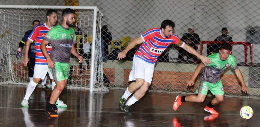 Canto do Rio/Barbearia La Bodega 4 x 2 Independiente/Central do Som
