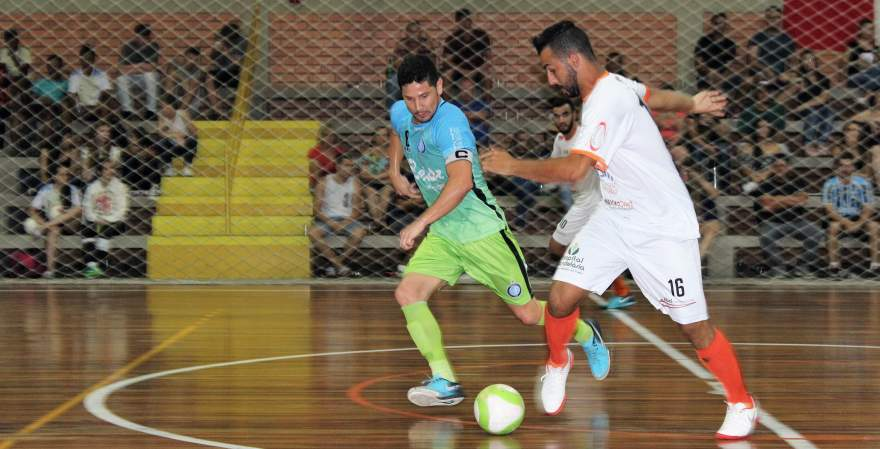 Inova/Qualitec 5 x 5 Independiente/Trombudo