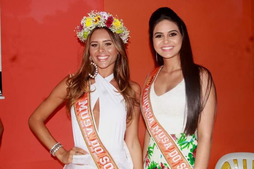 Juliana Bohn e Marcela Xarão.