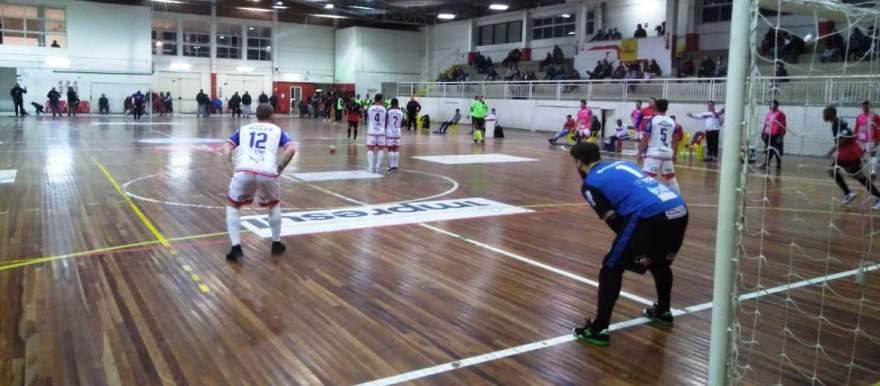 Associação Brasil Futsal 0 x 5 Atlético