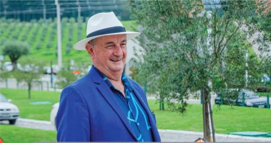 Roberto Argenta e sua receita de sucesso: foco no trabalho