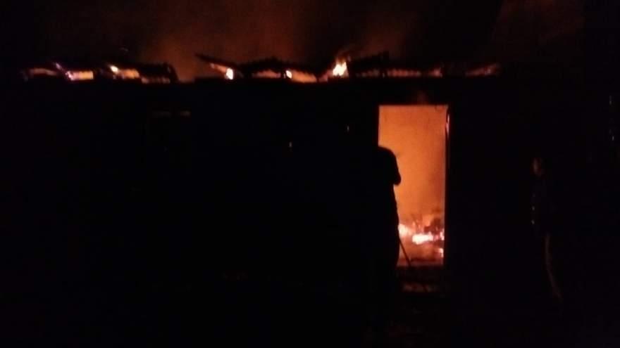 Causas do incêndio ainda são desconhecidas