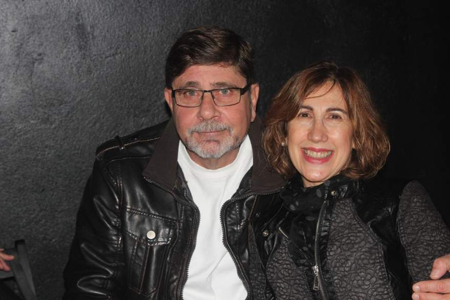 Angelo e Liane Savi