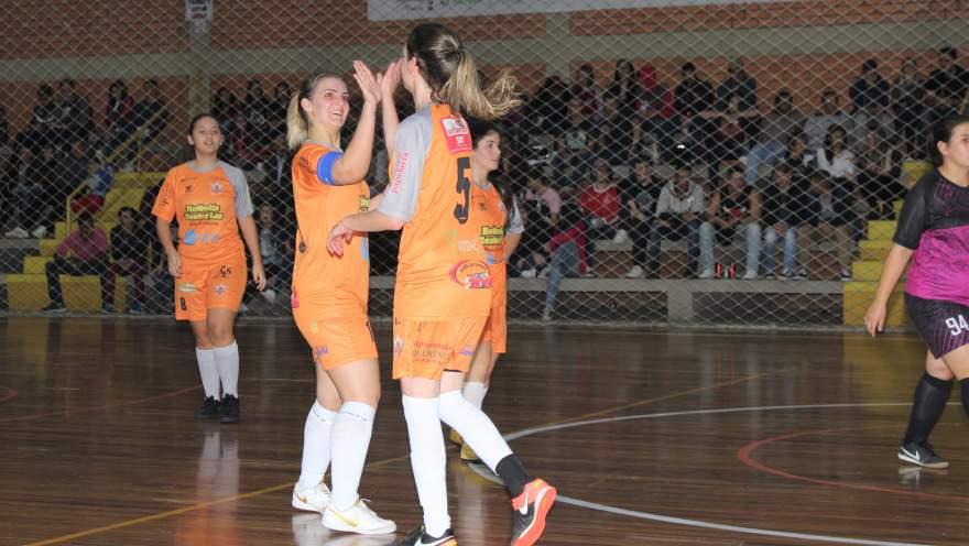 Maxxy Feminino 4 x 1 Unidas pelo Futebol