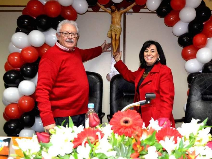 Lauro Mainardi e Jussara oficializam saída do MDB
