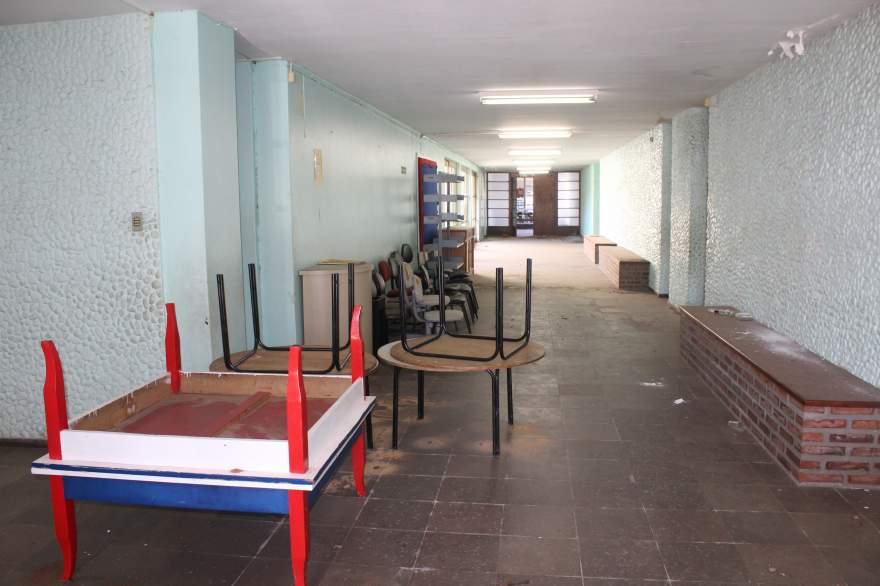 Prédio da Ulbra está fechado desde o final de 2017