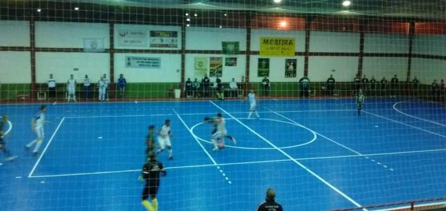 A partida foi disputada no Ginásio Municipal Onofre Moreira Vaz, em Fontoura Xavier