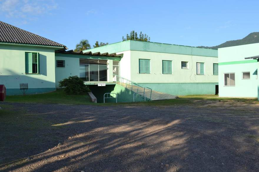Hospital Silvio Scopel fechou suas portas (Foto: Diego Foppa)