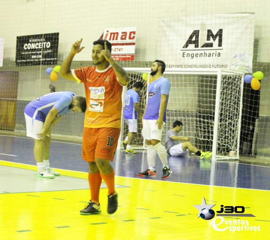Bugrinho marcou dois gols na vitória do Maxxy por 3 a 2 sobre a Automate
