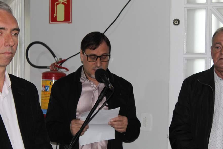 João Dalosto Porto falou em nome dos familiares de Fabi