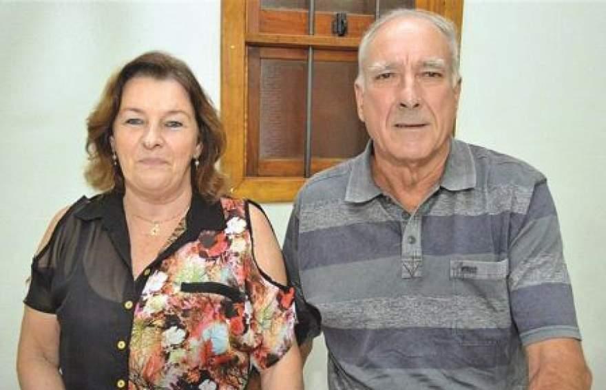 Carmem Weber e Tito Richardt