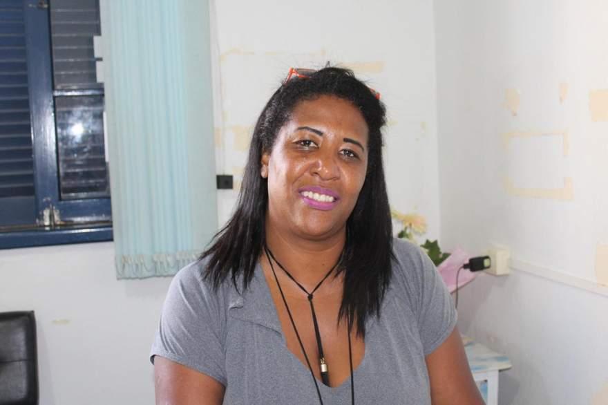 Márcia da Rocha Maia, a nova integrante do Conselho Tutelar