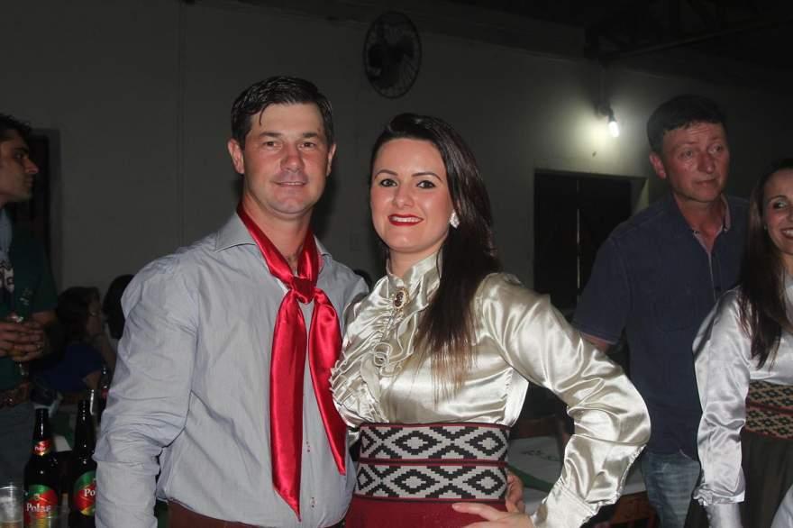 Eliana Moraes e Fernando Rehbein