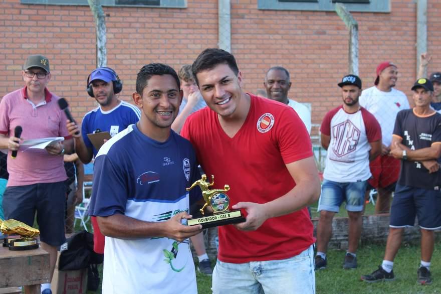 Bugrinho, goleador das equipes B