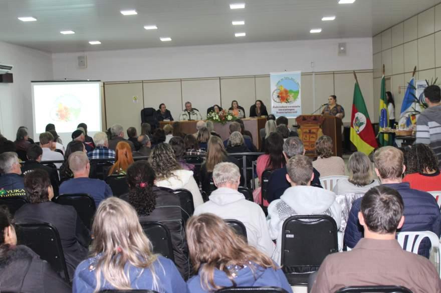 Oito rotas apresentaram seus roteiros durante o evento