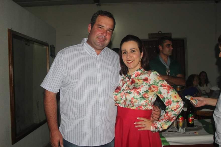 Eder e Márcia Rehbein