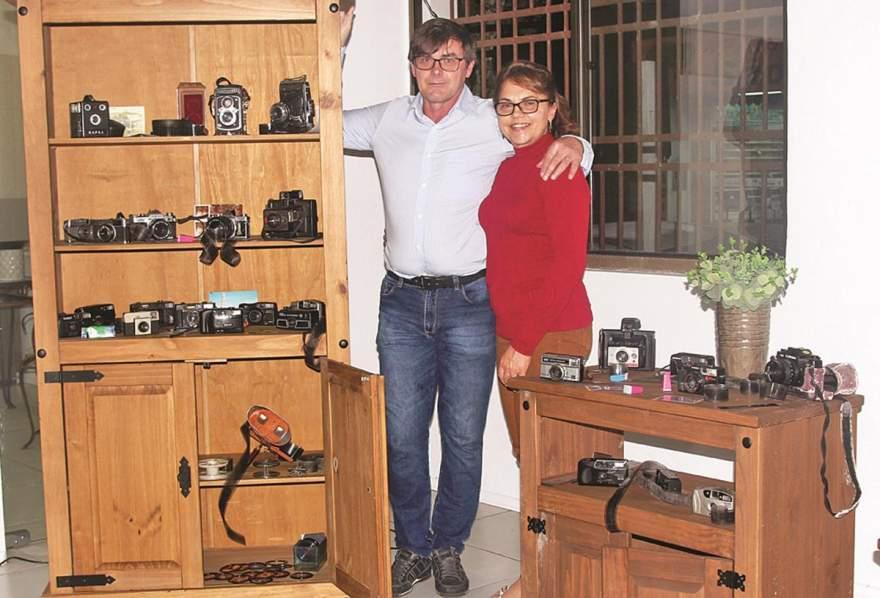Roque e Rita Radtke