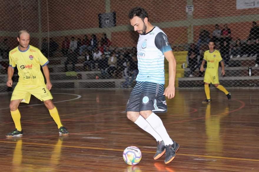 Ewaldo Prass 7 x 1 Vila Real