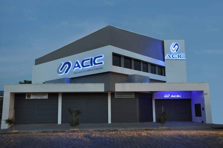 Evento irá marcar a comemoração alusiva aos 77 anos de atividade da Acic
