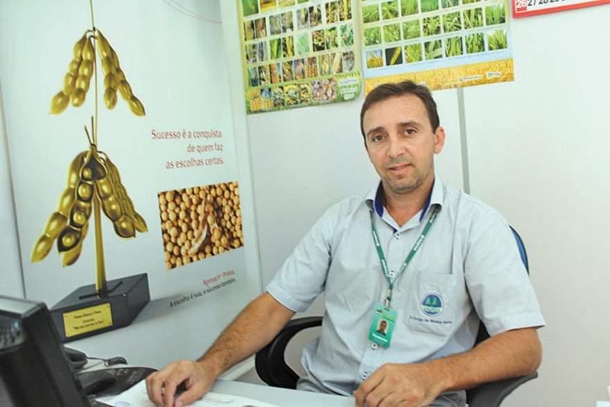 Gerente da Coagrisol, Vanderlei Guiel, confirmou que cooperativa está recebendo a safra de grãos nas unidades da Granol no Pinheiro e Capão do Valo